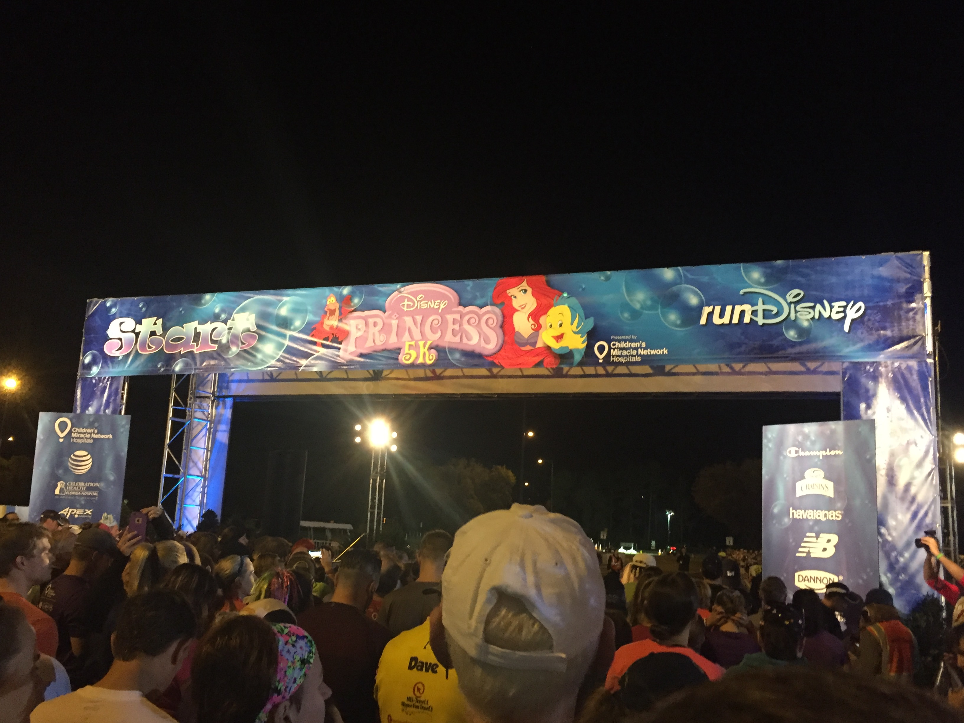Disney Princess 5K recap 2016