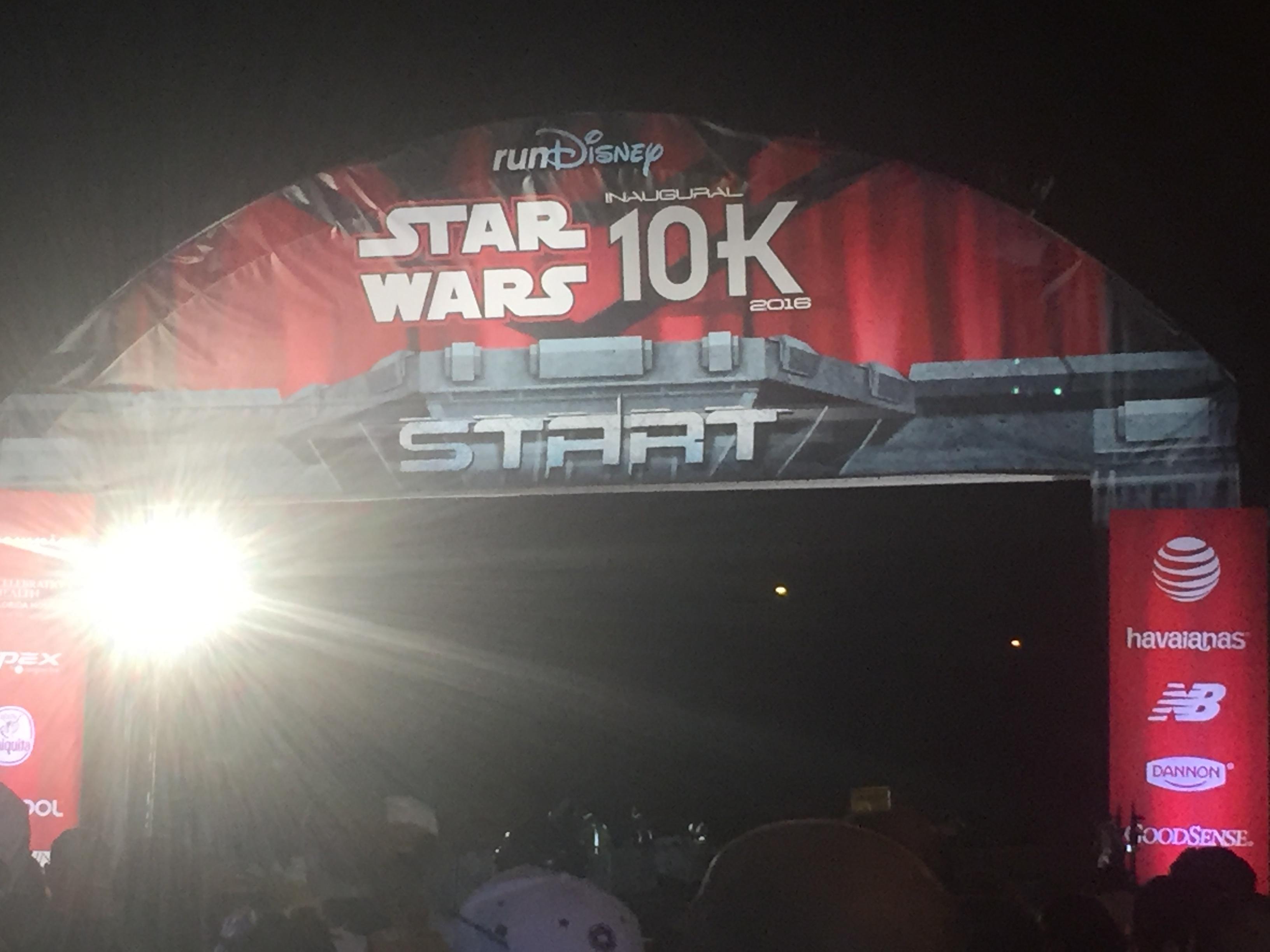 Star Wars Darkside 10K Recap