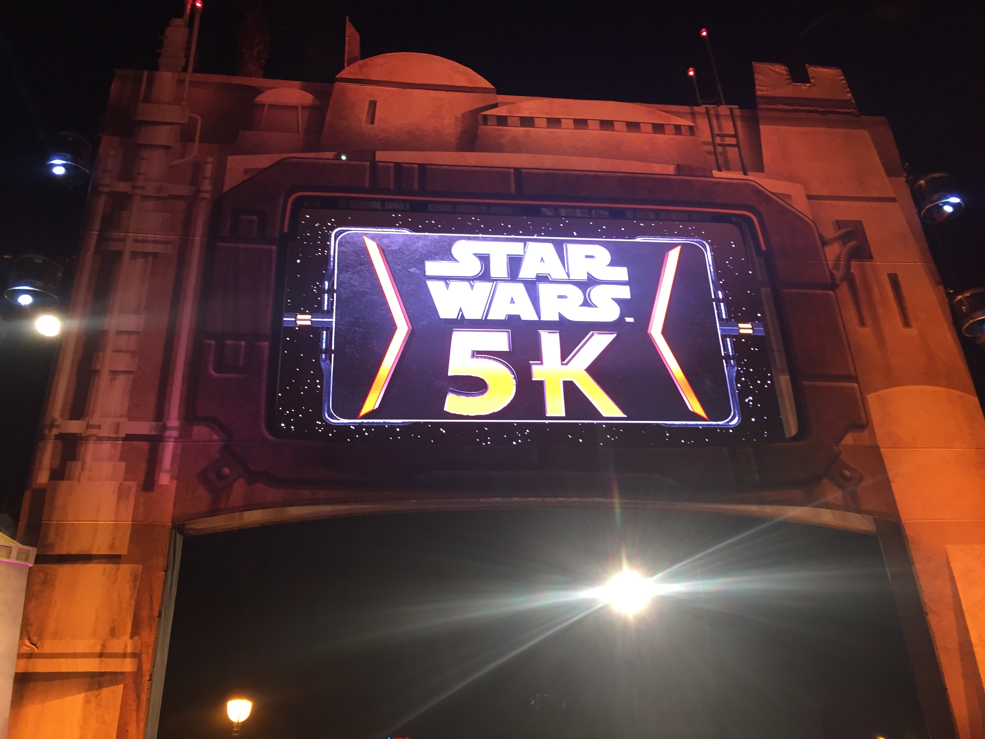 Star Wars Lightside Expo and 5K Recap 2017
