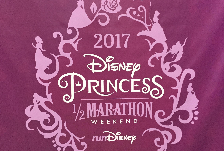 Princess Half Marathon Recap 2017