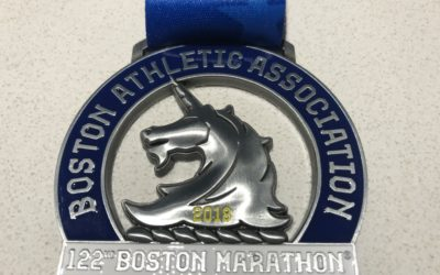 Boston Marathon (Tough  Ruck) 2018