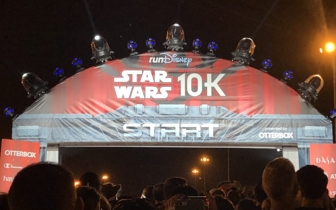Star Wars Half Marathon Expo & 10K 2018