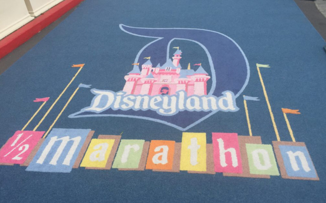 Disneyland 5K and Expo Recap