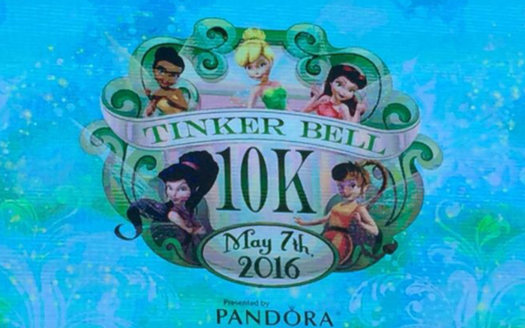 Tinkerbell 10K and Half Marathon Recap 2016