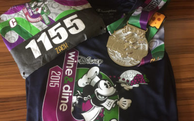 Wine and Dine Half Marathon 2015 Recap