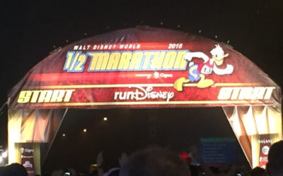 Walt Disney World Half Marathon 2016 Recap